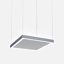 Matric Ready Square Acoustic | Suspended lights | Lightnet