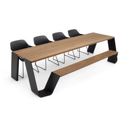 Hopper combi | Tables and benches | extremis