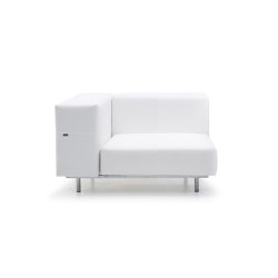 Walrus module d'angle | Armchairs | extremis