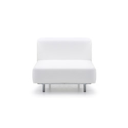 Walrus middle seat | Armchairs | extremis