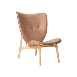 Elephant Chair, Natural / Vintage Leather Camel 21004 | Sillones | NORR11