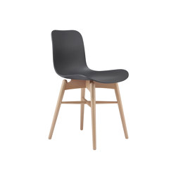 Langue Original Dining Chair, Natural /  Anthracite Black | Stühle | NORR11
