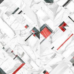 Fifth Avenue Red | Wall art / Murals | TECNOGRAFICA