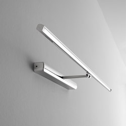 Straight_W | Wall lights | Linea Light Group