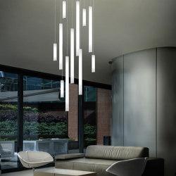 Tu-V | Suspended lights | Linea Light Group
