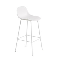 Fiber Bar Stool | Tube Base | Bar stools | Muuto
