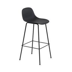 Fiber Bar Stool | Tube Base | Bar stools | Muuto