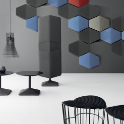 DV300-COLIBRì_FAMILY | Sound absorbing freestanding systems | DVO