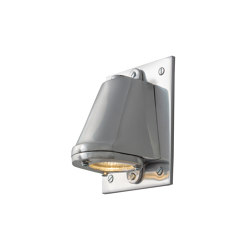 0749 Mast Light, mains voltage + LED lamp, Anodised Aluminium | Wall lights | Original BTC