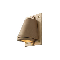 0749 Mast Light, mains voltage + LED, Sandblasted Bronze | Wall lights | Original BTC