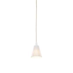 Hector Medium Pleat Pendant Light, Natural | Suspended lights | Original BTC