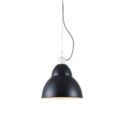 BB1 Pendant Light, Black   Suspended lights   Original BTC