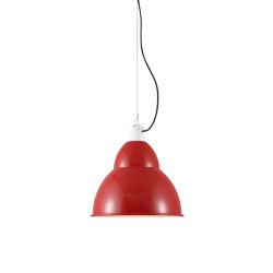 BB1 Pendant Light, Red   Suspended lights   Original BTC