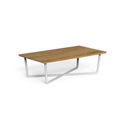 Domino | Rectangular Coffee Table | Tables basses | Talenti