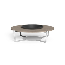 Domino | Round Coffee Table | Tables basses | Talenti