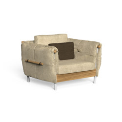 Domino | Living Armchair | Fauteuils | Talenti