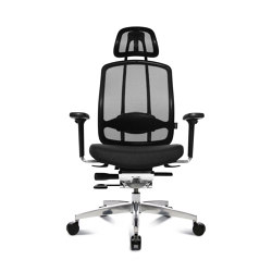 AluMedic 10 schwarz | Office chairs | Wagner
