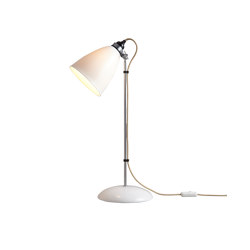 Hector Large Dome Table Light, Natural | Table lights | Original BTC