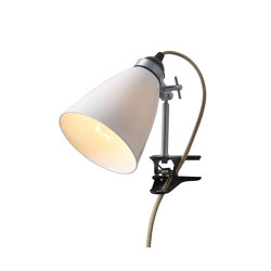Hector Medium Dome Clip Light, Natural | Special lights | Original BTC