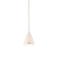Hector Size 2 Pendant Light, Natural | Suspensions | Original BTC