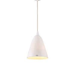 Hector Size 4 Pendant Light, Natural | Suspended lights | Original BTC
