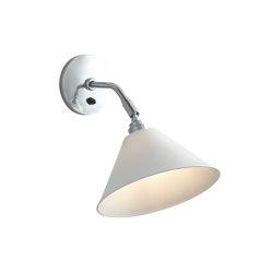 Task Ceramic Short Wall Light, Natural | Wall lights | Original BTC