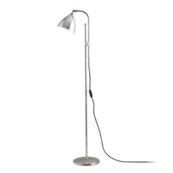 Task Floor Light, Polished Aluminium | Standleuchten | Original BTC