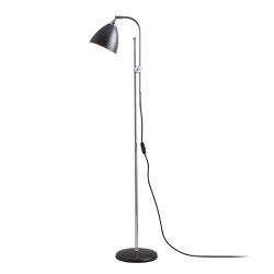 Task Floor Light, Black | Free-standing lights | Original BTC