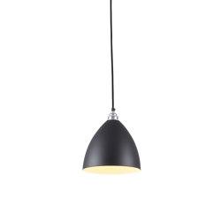 Task Pendant Light, Black | Suspended lights | Original BTC