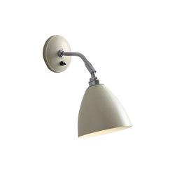 Task Short Wall Light, Cream | Wall lights | Original BTC