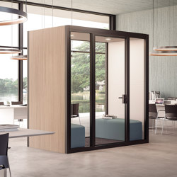 Acoustic Room S | Office Pods | Fantoni