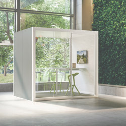 Acoustic Room M | Office Pods | Fantoni