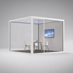 Acoustic Room L | Soundproofing architectural systems | Fantoni