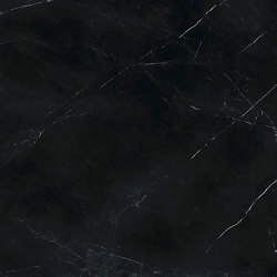 Storm Negro High-Gloss Polished | Mineral composite panels | INALCO