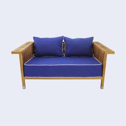 Sentosa 2 Seater Sofa | Divani | Harris & Harris