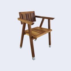 Sentosa Dining Chair | Chairs | Harris & Harris