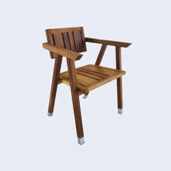 Sentosa Dining Chair | Stühle | Harris & Harris