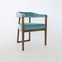 Clarke Dining Chair | Chairs | Harris & Harris