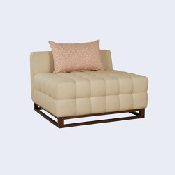 Uley Modular Sofa - Centre | Sessel | Harris & Harris
