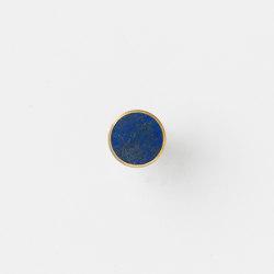 Hook - Stone - Small - Blue Lapis Lazuli | Einzelhaken | ferm LIVING