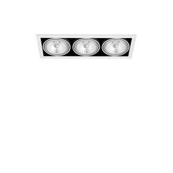 Orbital 3 QR-111 | w | Recessed ceiling lights | ARKOSLIGHT