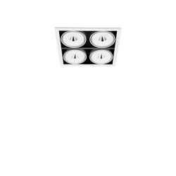 Orbital 4 Lark-111 | w | Recessed ceiling lights | ARKOSLIGHT