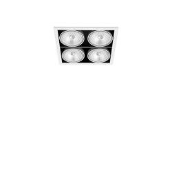 Orbital 4 QR-111 | w | Recessed ceiling lights | ARKOSLIGHT