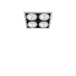Orbital 4 QR-111   z   Lampade soffitto incasso   ARKOSLIGHT