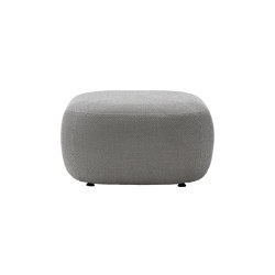 Firkant Pouf Medium | Poufs / Polsterhocker | ICONS OF DENMARK