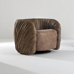 Drapé Lounge | Armchair | Armchairs | Laurameroni
