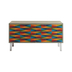 Mandala | Intarsia Sideboard | Sideboards | Laurameroni
