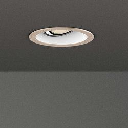 Più R piano in | Lampade soffitto incasso | Occhio