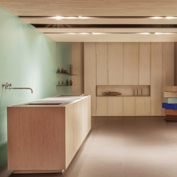 Bellagio Kitchen | Modular kitchens | Laurameroni