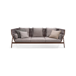 PIPER 103 sofa | Sofás | Roda